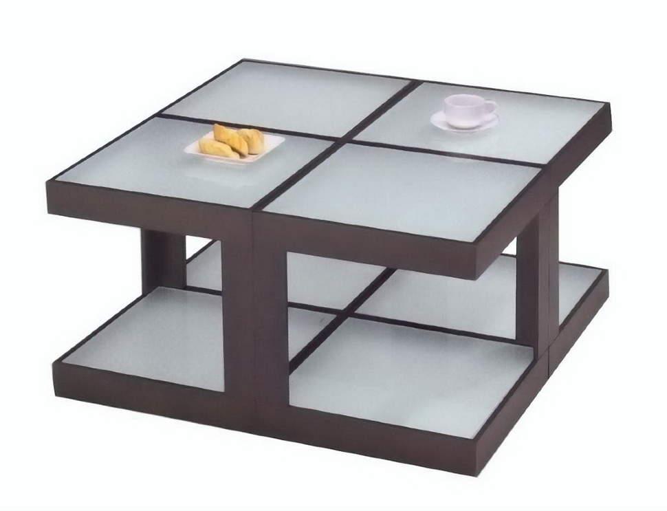 столик журнальный деревянный а 1603 стильный и оригинальный столик