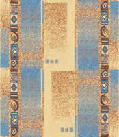 Ковровая дорожка Бриз 30445-02 Синяя