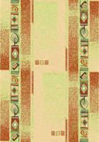 Ковровая дорожка Бриз 30445-40 Коричневая