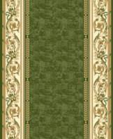 Ковровая дорожка Дежа Вю 10146-03 Зеленая