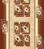 Ковровая дорожка Золушка 041-01 Кремовая