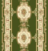 Ковровая дорожка Дежа Вю 10100-03 Зеленая